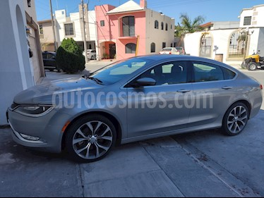 Chrysler 200 200C Advance usado (2015) color Granito precio $230,000