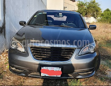 Chrysler 200 S 3.6L Limited usado (2012) color Gris precio $105,000