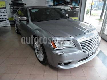 Foto venta Auto usado Chrysler 300 C 3.5L V6 (2013) color Gris Oscuro precio $1.280.000