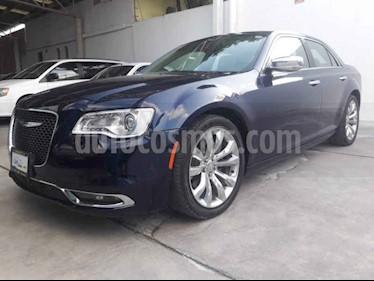 Foto venta Auto usado Chrysler 300 C 3.5L (2017) color Azul precio $379,900