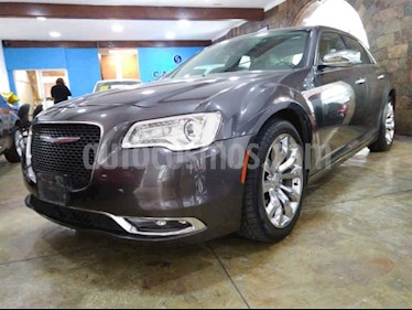 Foto venta Auto usado Chrysler 300 C 3.6L Premium  (2016) color Gris precio $269,900