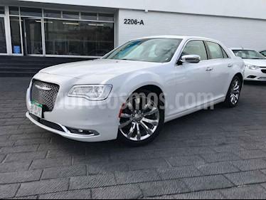 Chrysler 300 4p 3.6 ATX V6 usado (2016) color Blanco precio $299,800