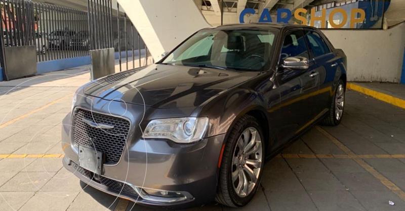 Foto Chrysler 300 C 3.6L Pentastar usado (2017) color Gris precio $314,900