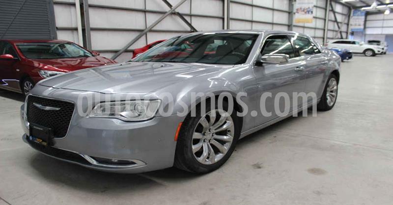 Chrysler 300 C 3.6L Pentastar usado (2017) color Plata precio $319,900