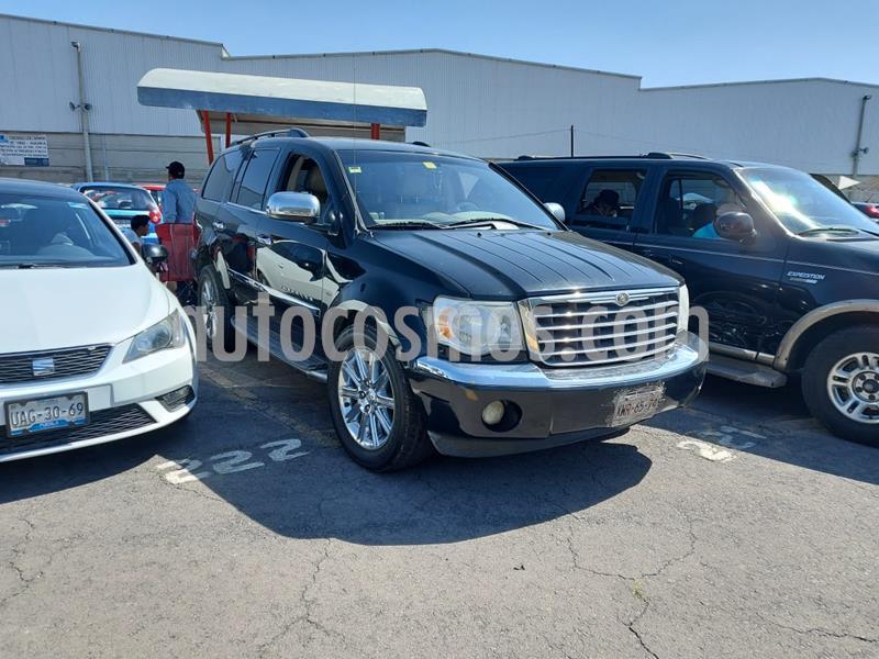 Chrysler Aspen Limited 4x2 usado (2007) color Negro precio $120,000