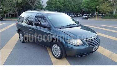 Chrysler Caravan 3.3 SE  usado (2007) color Gris precio $295.000