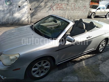Foto venta Auto usado Chrysler Cirrus Convertible Limited (2008) color Plata Metalico precio $75,000