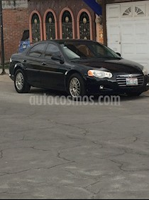 Chrysler Cirrus 2.4L LXi  usado (2004) color Negro precio $50,000