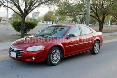 Chrysler Cirrus 2.4L LXi  usado (2006) color Rojo precio $59,000
