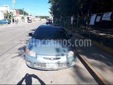 Foto venta Auto usado Chrysler Cirrus 2.4L LXi  (2002) color Azul precio $34,000