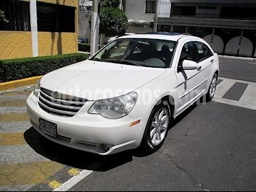 Foto venta Auto usado Chrysler Cirrus 3.5L Limited (2008) color Blanco precio $94,900