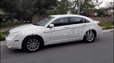 Chrysler Cirrus 2.4L Limited usado (2010) color Blanco precio $98,000