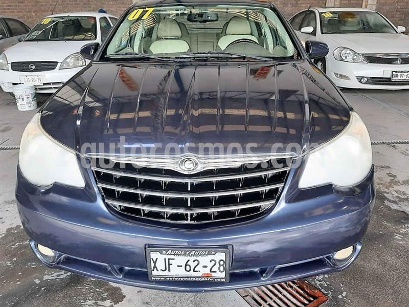 Chrysler Cirrus 3.5L Limited usado (2007) color Azul precio $85,000