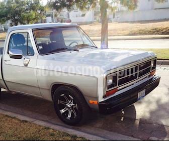 Foto venta Auto usado Chrysler D-150 Custom (1989) color Gris precio $86,500