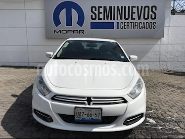 Foto venta Auto usado Chrysler Dart SXT (2013) color Blanco precio $135,000