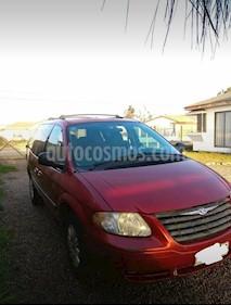Foto venta Auto Usado Chrysler Grand Caravan 3.3 (2005) color Bordo precio $3.800.000