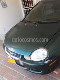 Foto venta carro usado Chrysler Neon LE Auto. (2000) color Verde precio u$s650
