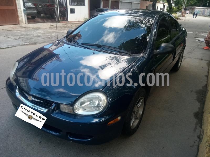 Chrysler Neon LE Sinc. usado (2000) color Azul precio u$s2.700