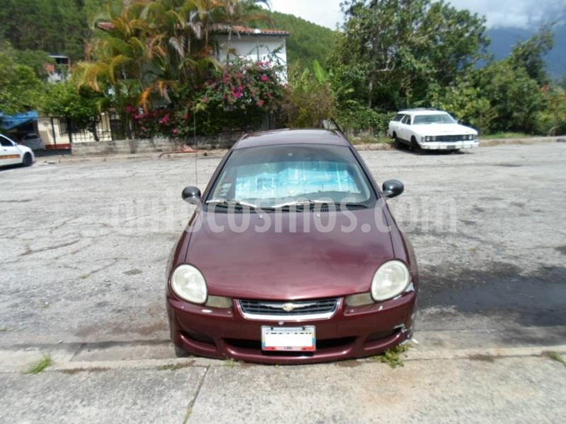 Chrysler Neon LE Sinc. usado (2001) color Rojo precio BoF500.000.000