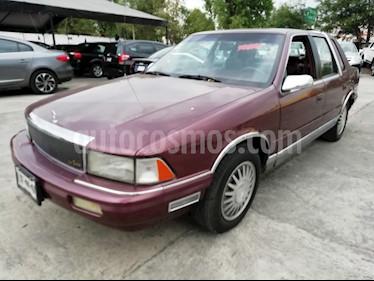 Foto venta Auto usado Chrysler New Yorker LH Aut (1991) color Rojo Vivo precio $73,900