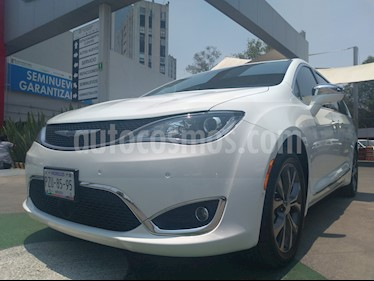Foto venta Auto usado Chrysler Pacifica Limited Platinum (2018) color Blanco precio $780,000