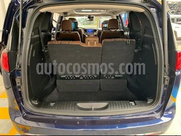 Chrysler Pacifica 5P LIMITED V6 TA PIEL GPS QCP XENON RA-20 usado (2017) color Azul precio $599,000