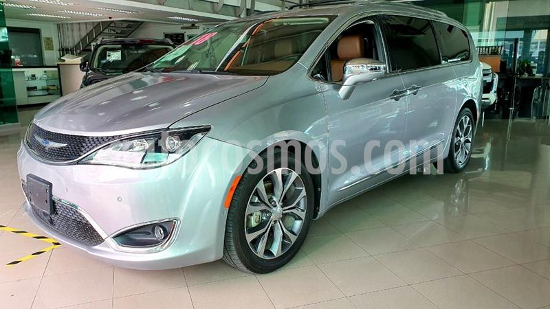 Chrysler Pacifica Limited Platinum usado (2018) color Plata Dorado precio $680,000