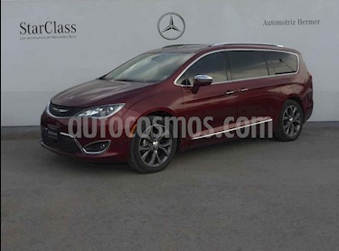 Chrysler Pacifica 5p Limited L6/3.6 Aut usado (2017) color Vino Tinto precio $549,900