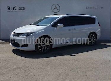 Chrysler Pacifica 5p Limited Platinum L6/3.6 Aut usado (2018) color Blanco precio $649,900
