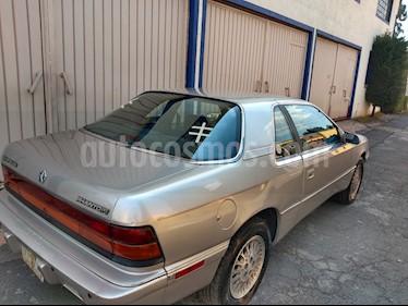 Foto venta Auto usado Chrysler Phantom Aut., Vest. Piel (1993) color Gris precio $45,000