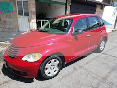 Chrysler PT Cruiser Classic usado (2006) color Rojo precio $46,500