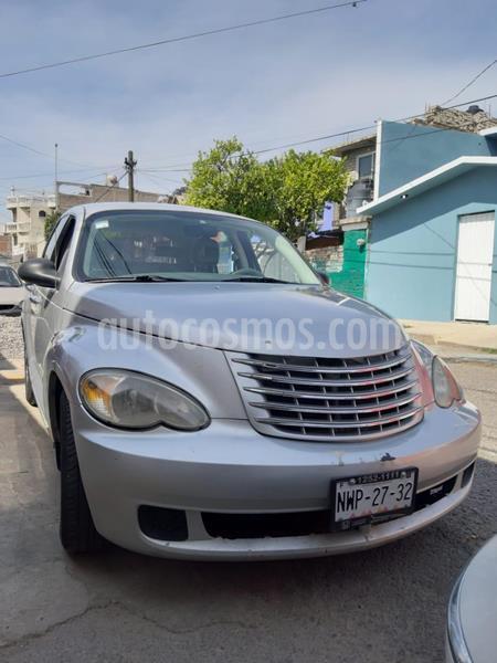 Chrysler PT Cruiser Classic usado (2007) color Gris Plata  precio $75,000