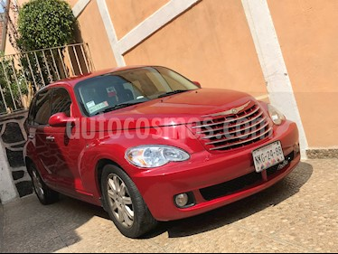 Chrysler PT Cruiser Touring Edition usado (2006) color Rojo precio $59,500