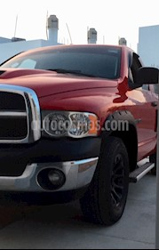 Chrysler Ram 1500 Custom usado (2004) color Rojo precio $105,000