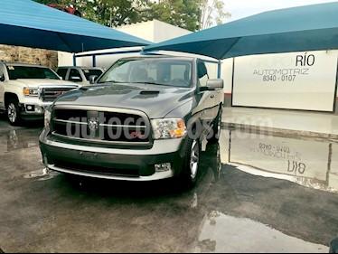 Foto venta Auto usado Chrysler Ram 1500 R-T Aut. (2012) color Gris precio $259,000