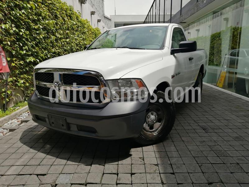Chrysler Ram 1500 Custom usado (2017) color Blanco precio $370,000