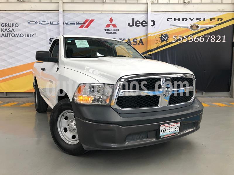 Chrysler Ram 1500 Custom usado (2016) color Blanco precio $285,000