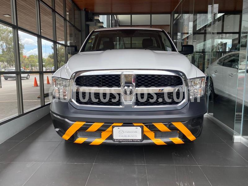 Foto Chrysler Ram 1500 Lujo Aut. usado (2016) color Blanco precio $265,000