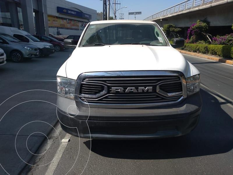 Foto Chrysler Ram 1500 Custom usado (2019) color Blanco precio $536,900