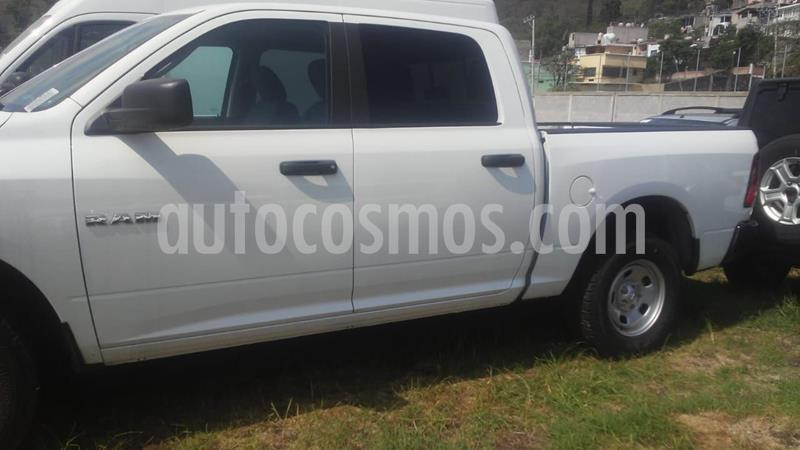 Chrysler Ram 1500 SLT Laramie 4x4 Quad Cab Aut usado (2018) color Blanco precio $455,000