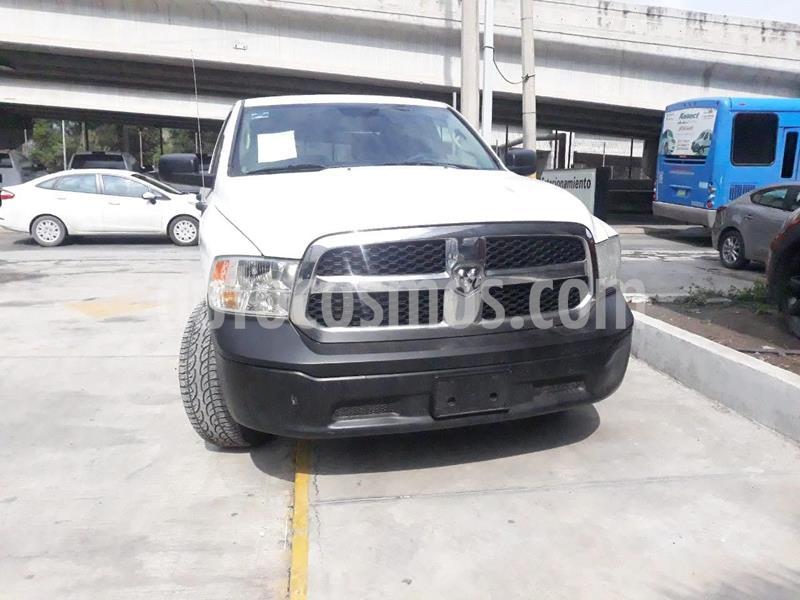 Chrysler Ram 1500 Custom usado (2015) color Blanco precio $299,900