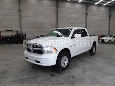 Chrysler Ram 1500 SLT Laramie 4x4 Quad Cab Aut usado (2015) color Blanco precio $145,000
