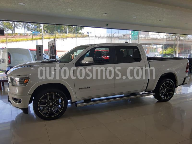 Chrysler Ram 1500 SLT Laramie 4x4 Quad Cab Aut usado (2019) color Blanco precio $900,000