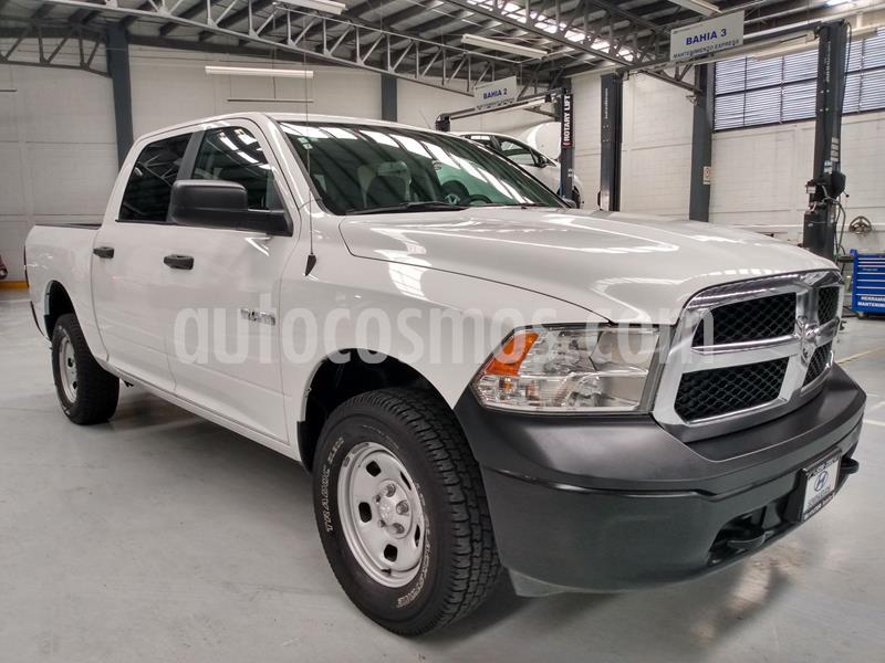 Chrysler Ram 1500 SLT Laramie 4x4 Quad Cab Aut usado (2016) color Blanco precio $335,000