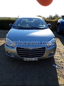 Chrysler Sebring Sedan 2.7 Limited LX AT 4P usado (2005) color Gris Plata  precio $4.100.000