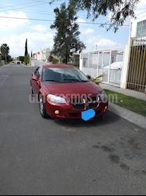 Chrysler Stratus 2.4L Base Aut usado (2005) color Rojo precio $45,000