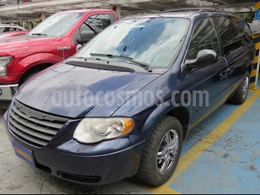Chrysler Town & Country Touring Limited usado (2005) color Azul precio $19.900.000