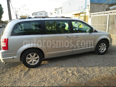 Chrysler Town and Country 3.8L Touring  usado (2008) color Gris precio $6.790.000