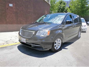 Foto venta Auto usado Chrysler Town and Country LX 3.6L (2013) color Negro precio $178,000