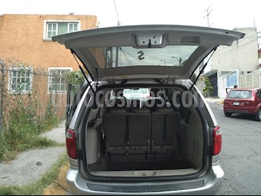 Chrysler Town and Country Limited 3.8L Aut usado (2007) color Gris Plata  precio $100,000